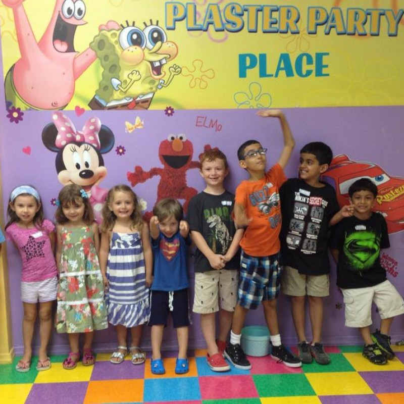 Plaster Party Place in Forest Hills, NY | Free Quote | Kidlistings