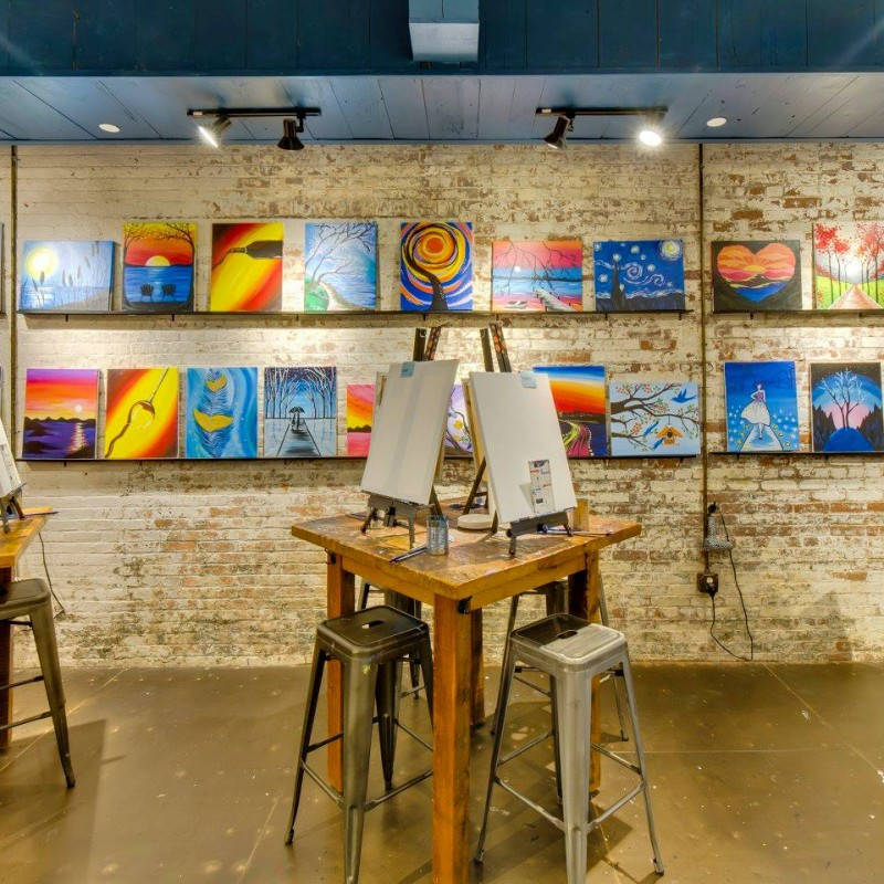 Muse Paintbar in Garden City, NY | Free Quote | Kidlistings