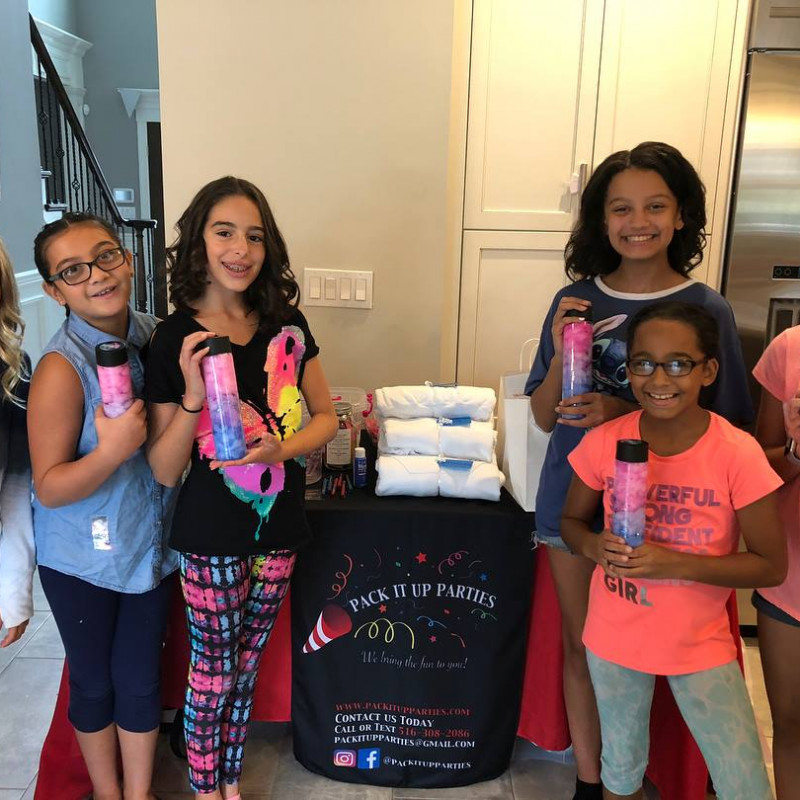 Pack it Up Parties | Kids Party Place in New York, NY | Kidlistings