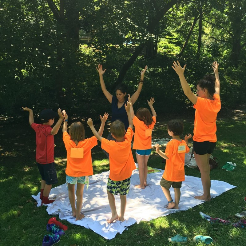 Monkey! Do Yoga in Brooklyn, NY | Free Quote | Kidlistings