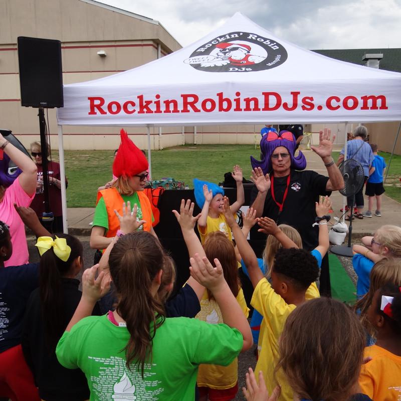 Rockin Robin DJs in Arlington, TN | Free Quote | Kidlistings