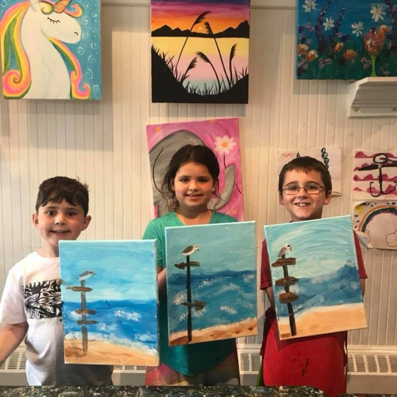 Artsea Studio in Babylon, NY | Free Quote | Kidlistings