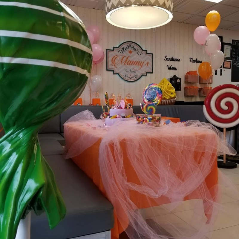 Manny's Sweet Treats in Mineola, NY | Free Quote | Kidlistings