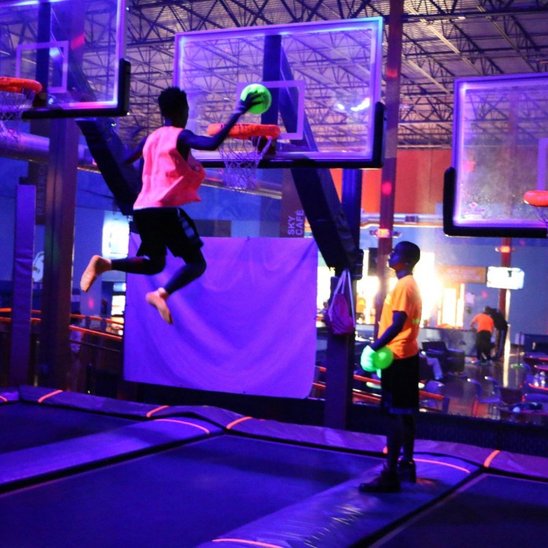 Sky Zone in Deer Park, NY | Free Quote | Kidlistings