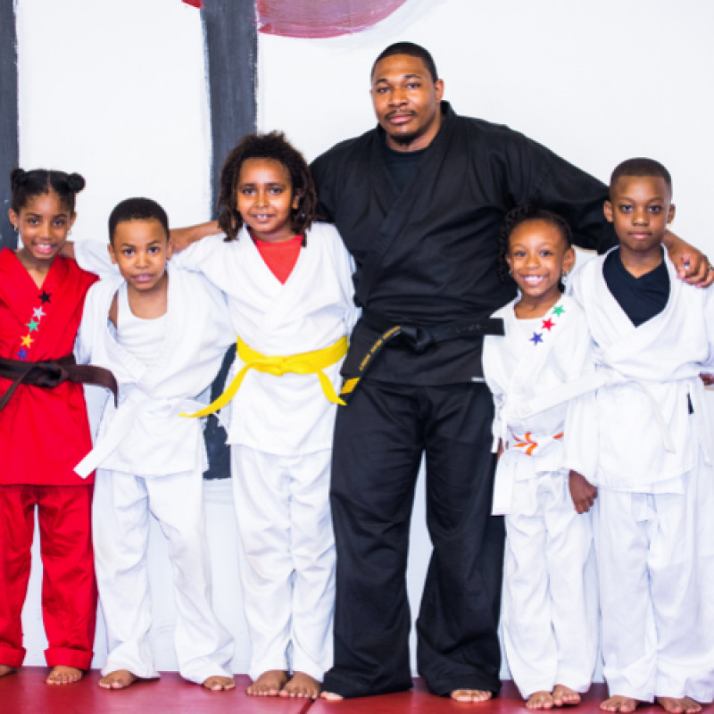 Dynamic Martial Arts Academy (Jamaica) in Queens, NY | Free Quote | Kidlistings