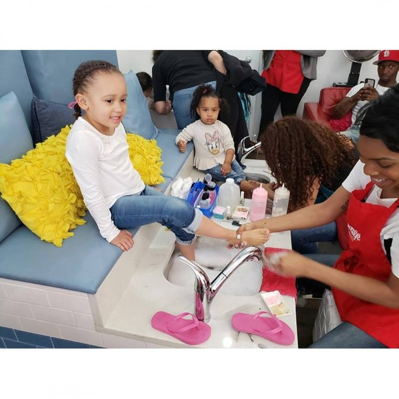Milk and Cookies Kids Spa Salon in New York, NY | Free Quote | Kidlistings