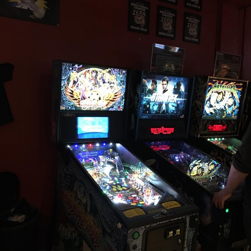 Modern Pinball NYC in New York, NY | Free Quote | Kidlistings