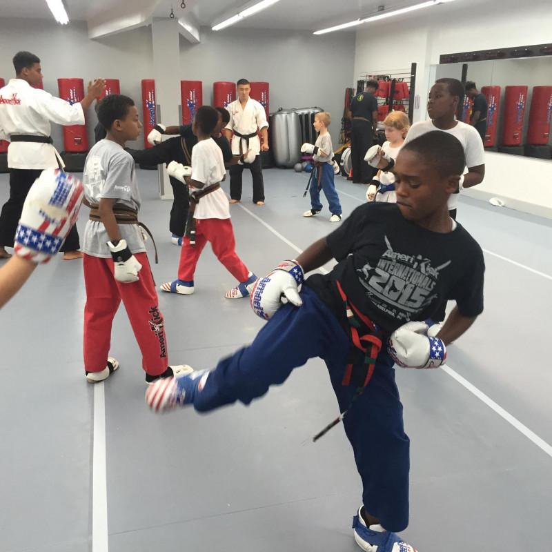 Amerikick Martial Arts Park Slope in Brooklyn, NY | Free Quote | Kidlistings
