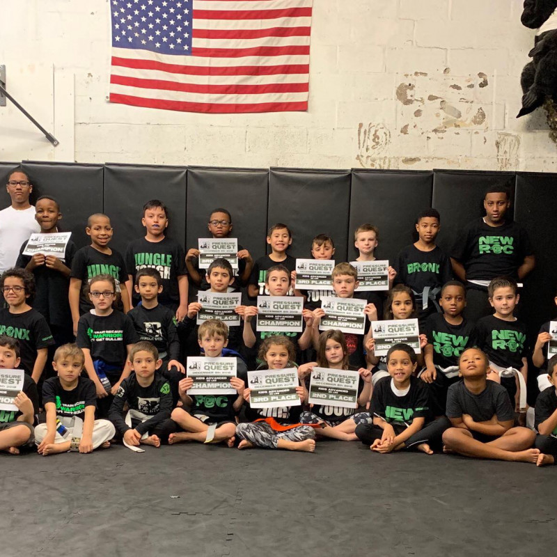 Jungle Gym Martial Arts in The Bronx, NY | Free Quote | Kidlistings