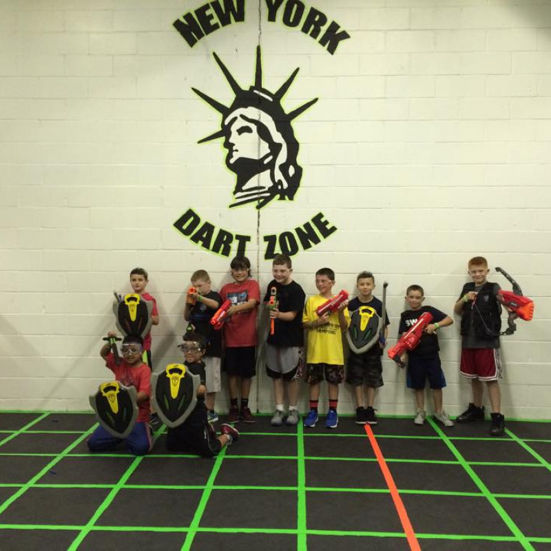 NY Dart Zone in Holbrook, NY | Free Quote | Kidlistings