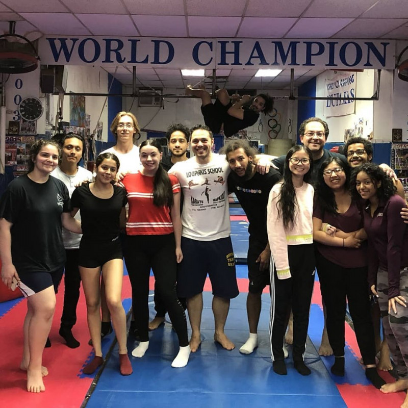 Loupakis Athletic Center in New York, NY   Free Quote   Kidlistings