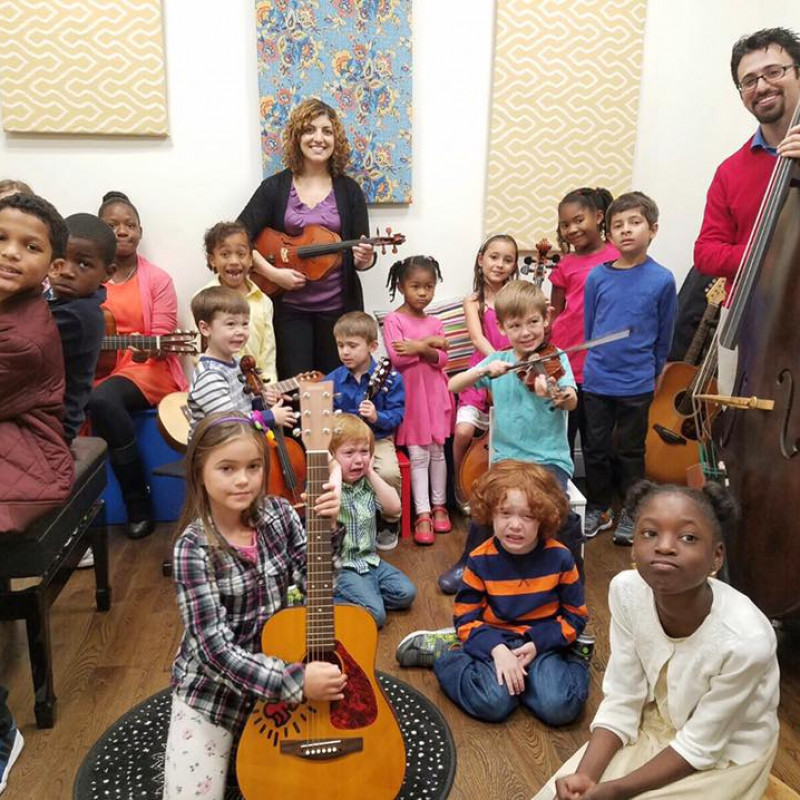 Clinton Hill Music School in Brooklyn, NY | Free Quote | Kidlistings