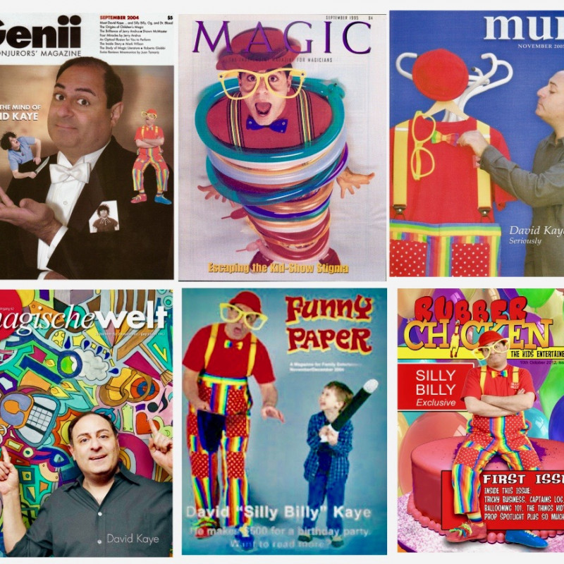 Silly Billy - Comedian For Kids in New York, NY   Free Quote   Kidlistings