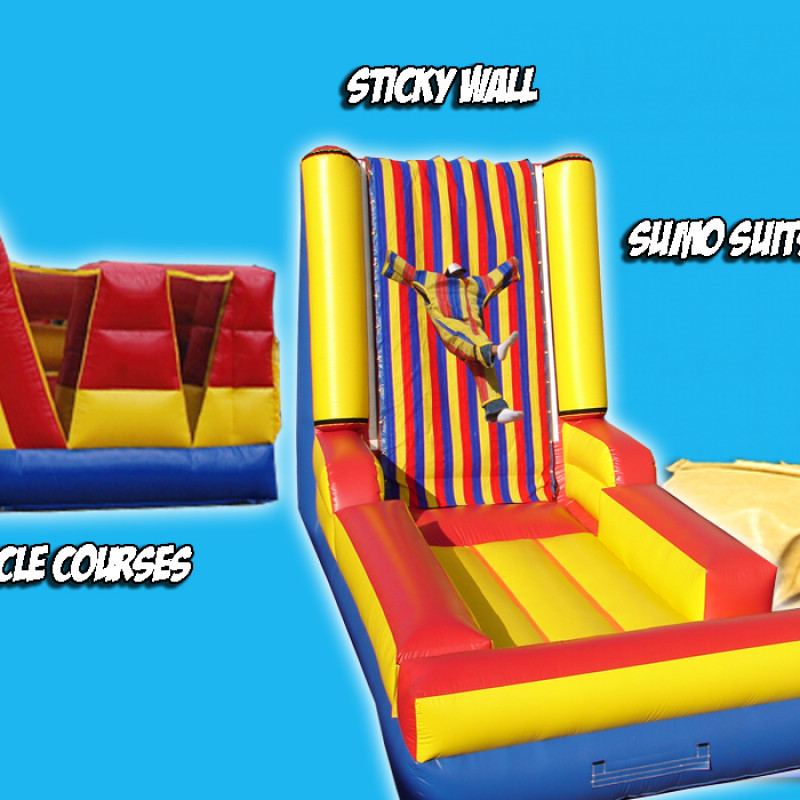 Ovation Inflatables in Carle Place, NY | Free Quote | Kidlistings