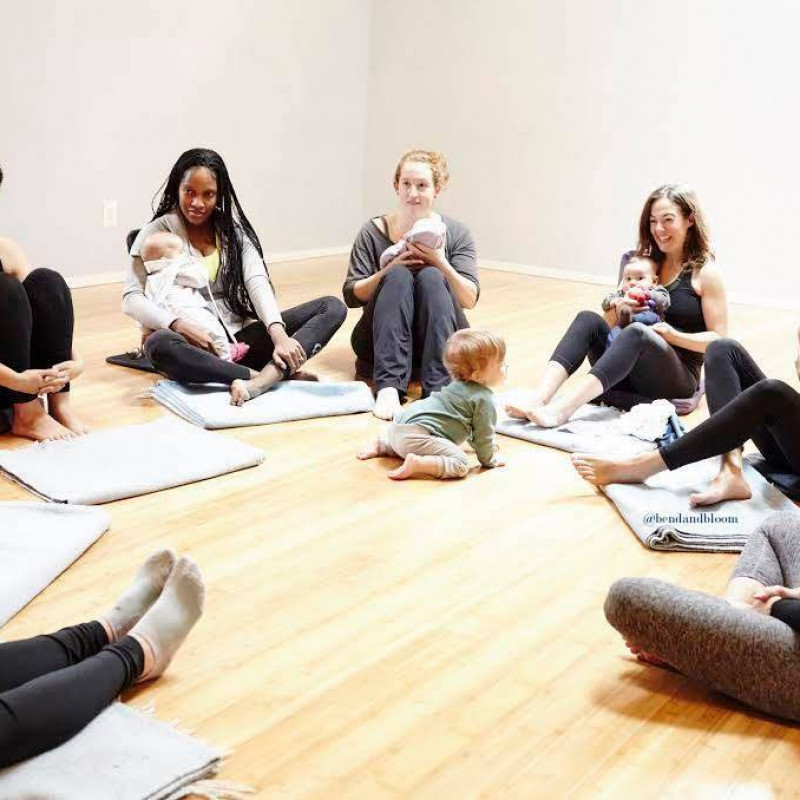 Bend + Bloom Yoga in Brooklyn, NY | Free Quote | Kidlistings