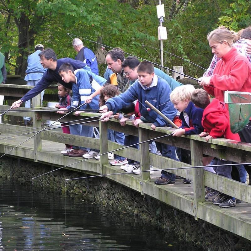 Cold Spring Harbor Fish Hatchery & Aquarium in Cold Spring Harbor, NY | Free Quote | Kidlistings