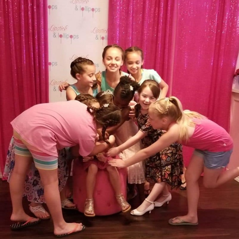 Pinkalicious Party by Lipstick and Lollipops | Kidlistings - Find ...