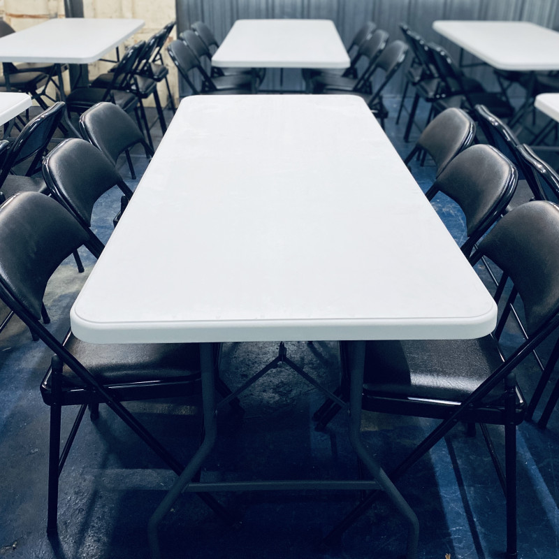 Around The Clock Table Rentals in Manhattan, NY | Free Quote | Kidlistings