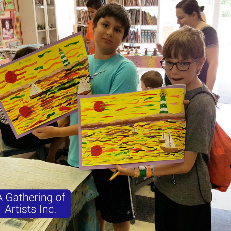 A Gathering Of Artists in Williston Park, NY | Free Quote | Kidlistings