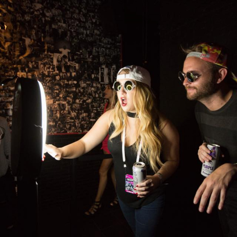Alexa Corporate Selfie Photo Booth Rental in Manhattan, NY   Free Quote   Kidlistings