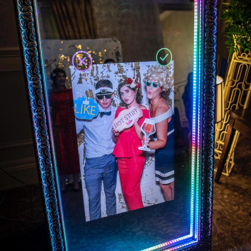 Magic Mirror Brooklyn Photo Booth Rental in Brooklyn, NY | Free Quote | Kidlistings