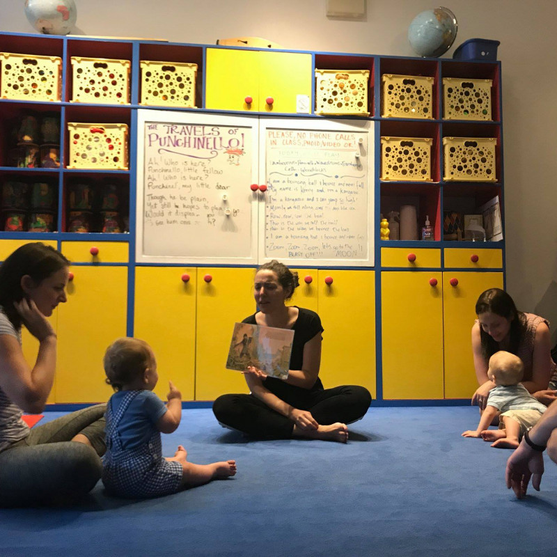 Hands On A Musical Experience in Manhattan, NY | Free Quote | Kidlistings