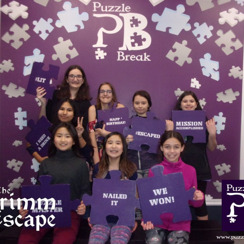Puzzle Break Long Island in Syosset, NY | Free Quote | Kidlistings