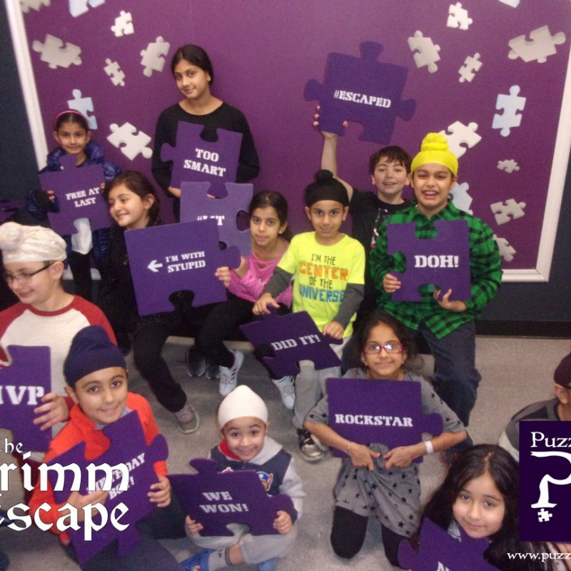 Puzzle Break Long Island | Kids Party Place in Syosset, NY | Kidlistings