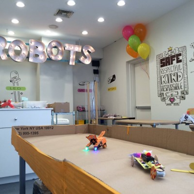Brooklyn Robot Foundry | Kids Party Place in New York, NY | Kidlistings