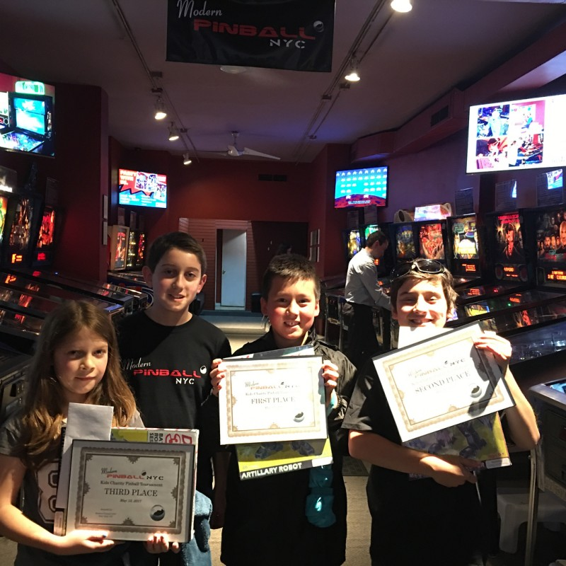 Modern Pinball NYC in New York, NY   Free Quote   Kidlistings