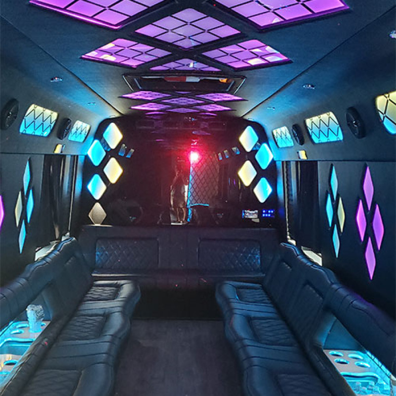All Inclusive Limousine Bus in Manhattan, NY   Free Quote   Kidlistings