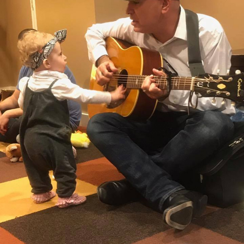 Rockin' with Andy in Long Island, NY | Free Quote | Kidlistings