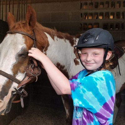 Thomas School of Horsemanship | Kids Party in Melville, NY