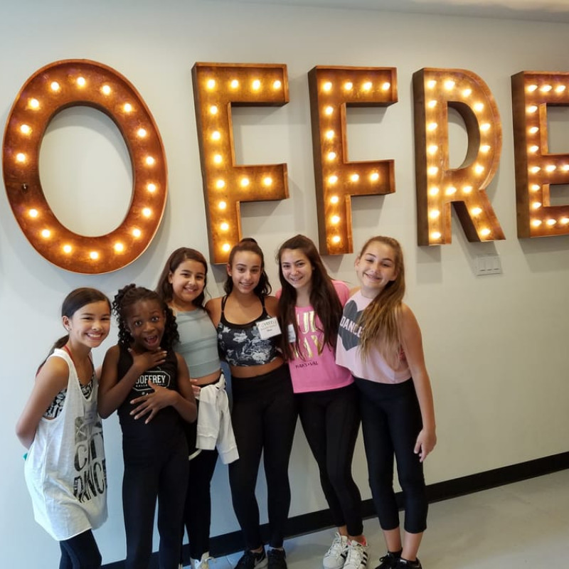 Joffrey Dance Center in New York, NY | Free Quote | Kidlistings