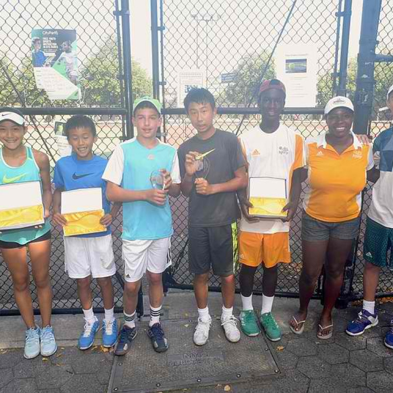 Harlem Tennis Center in Manhattan, NY | Free Quote | Kidlistings