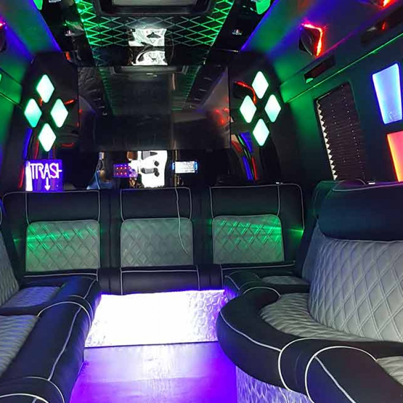 All Inclusive Limousine Bus in Manhattan, NY | Free Quote | Kidlistings