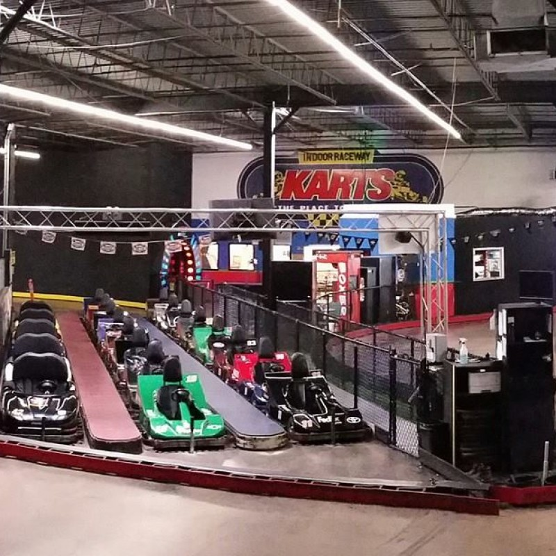 Karts Indoor Raceway | Kids Party Place in Ronkonkoma, NY | Kidlistings